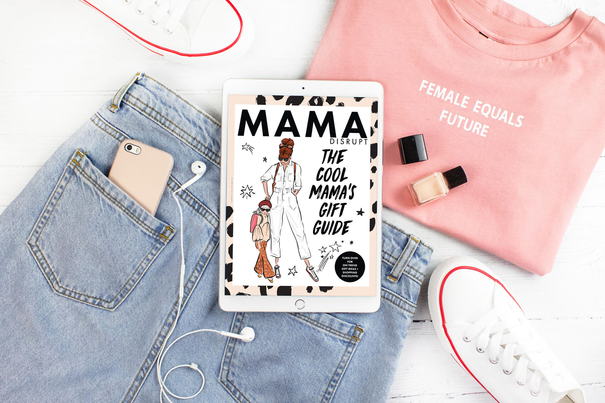 Mama Disrupt The Cool Mama's Gift Guide Christmas Gifts Giving Presents Baby Gifts Mama Gift Dad Gifts