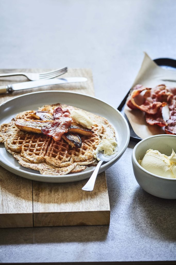 waffles mama disrupt