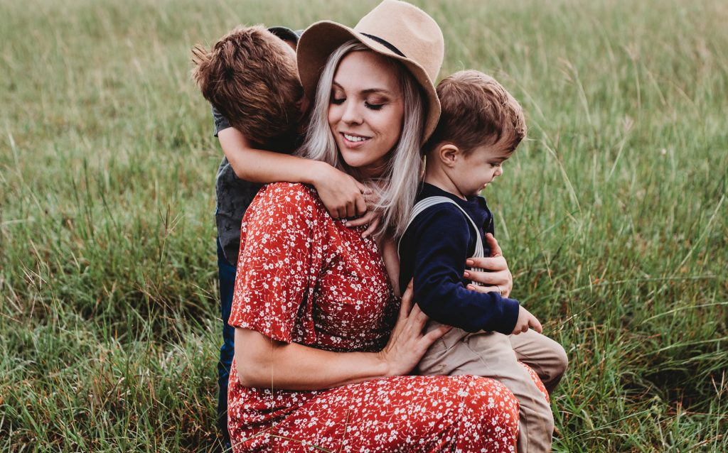 lockdown with kids How to support your mental wellbeing Child Consent mama disrupt