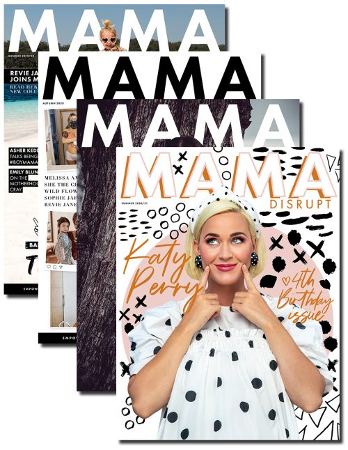 Mama Disrupt® Issue 16 Subscription