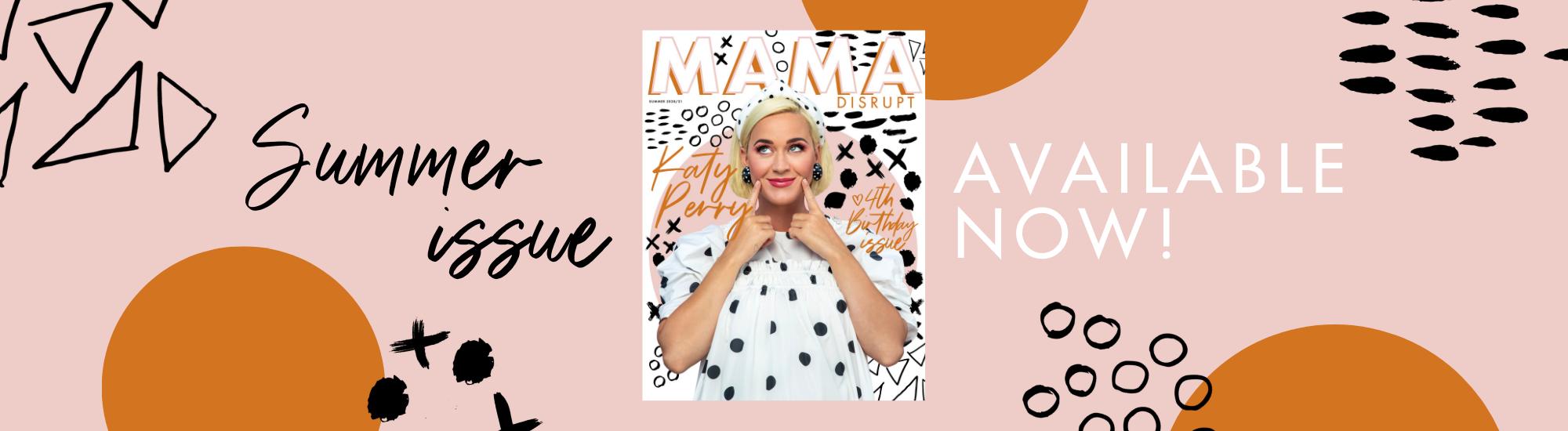 Mama Disrupt® Issue 16 Print and Digital Magazine