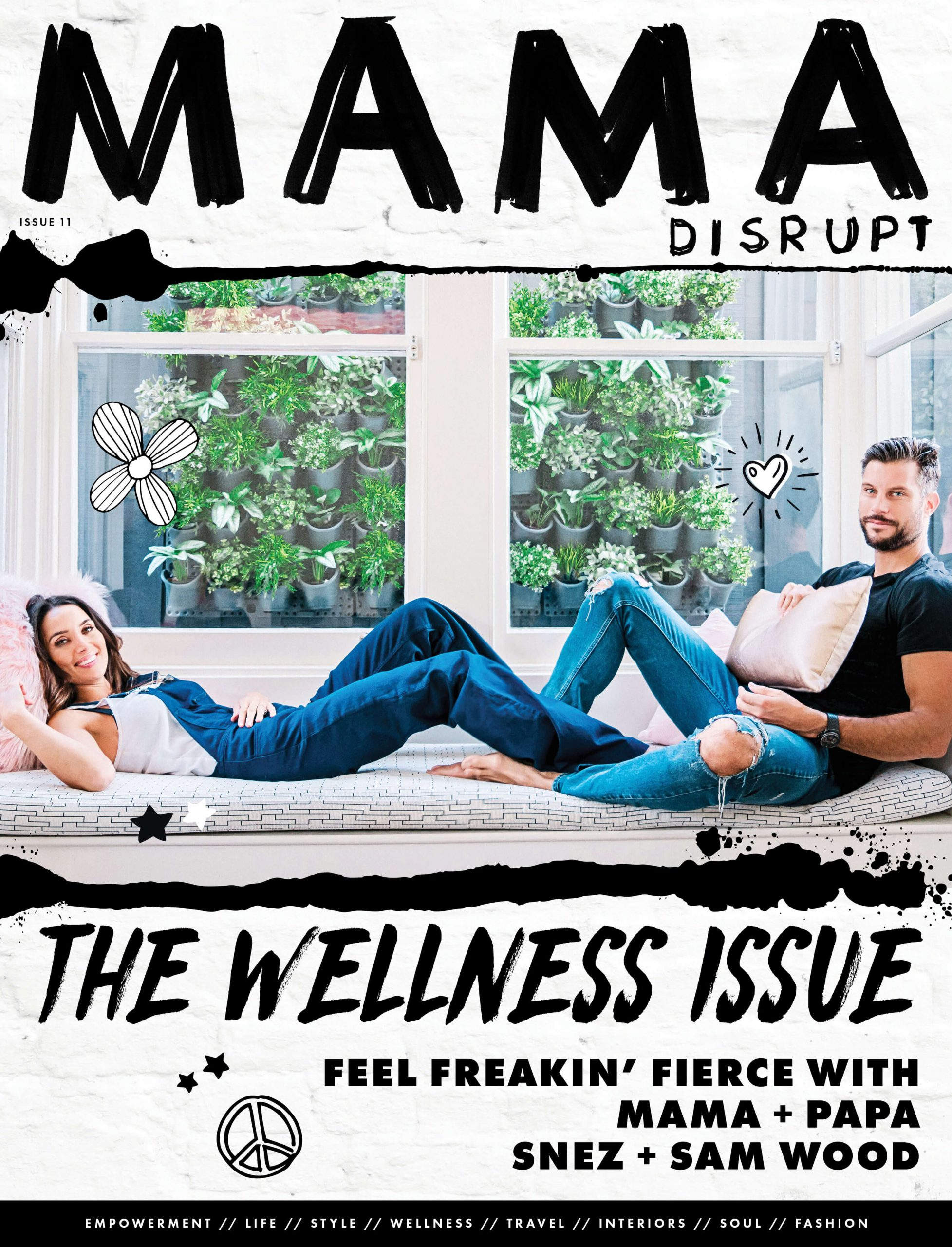 Mama Disrupt® Magazine Issue 11