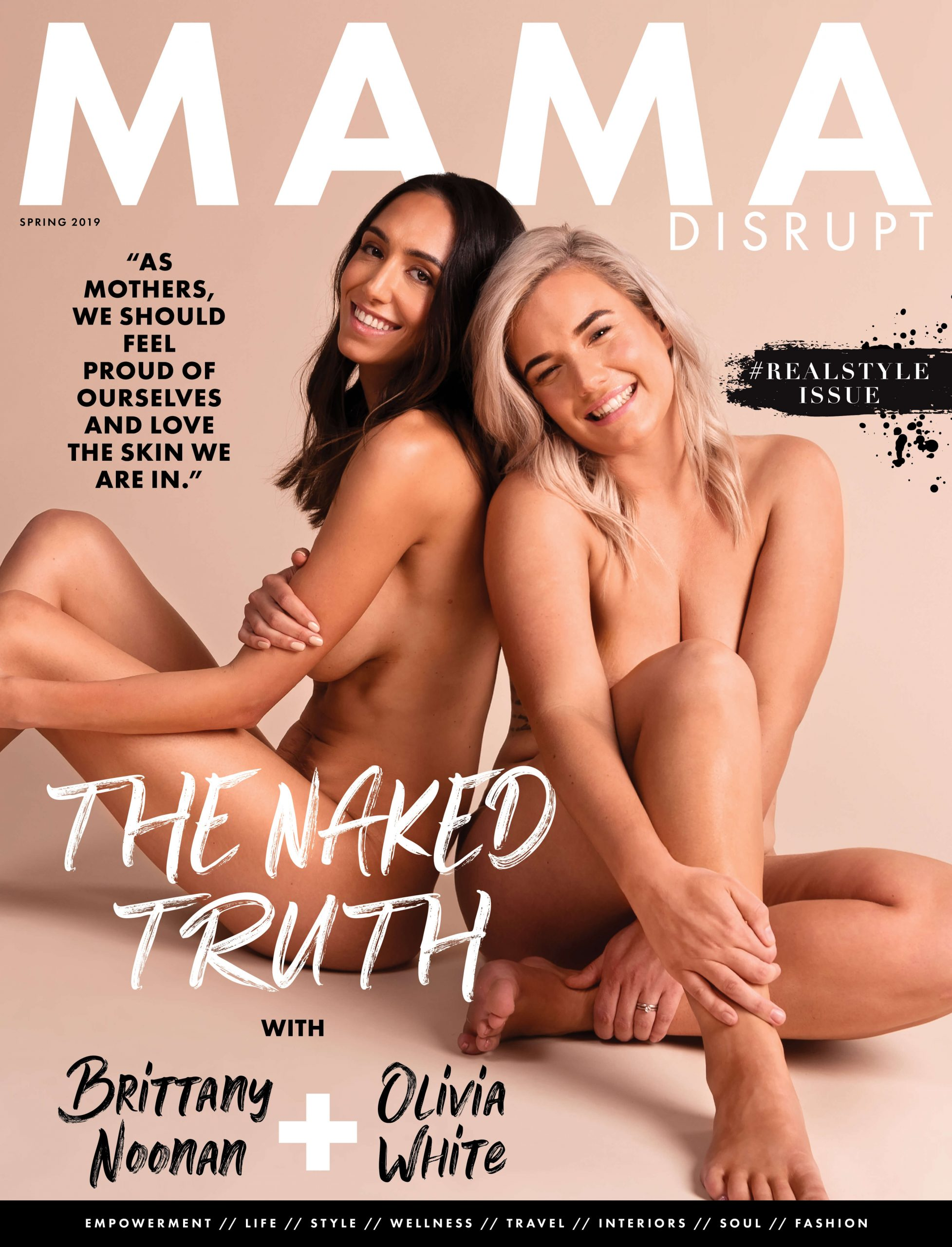 Mama Disrupt® Magazine Issue 12