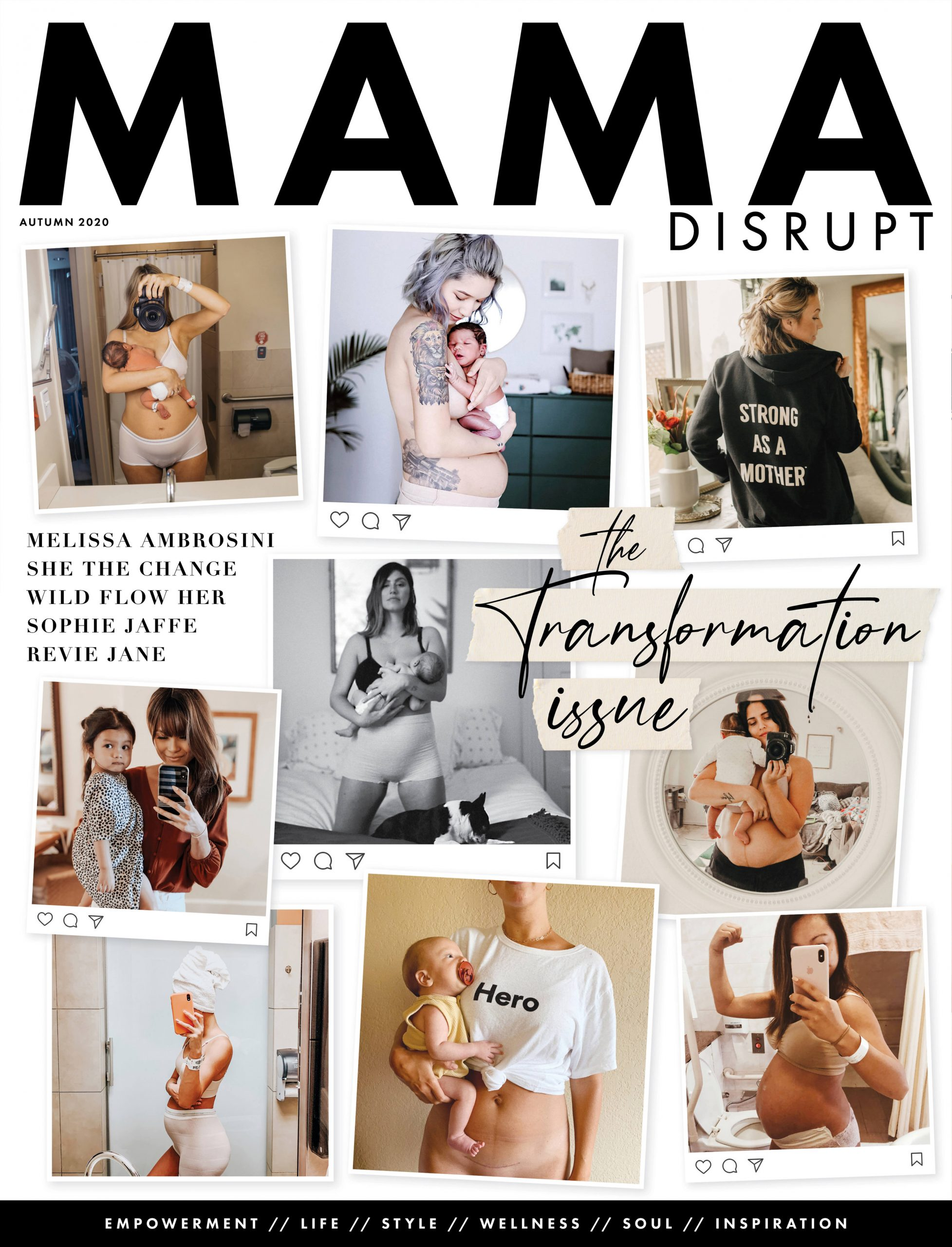 Mama Disrupt® Magazine Issue 14