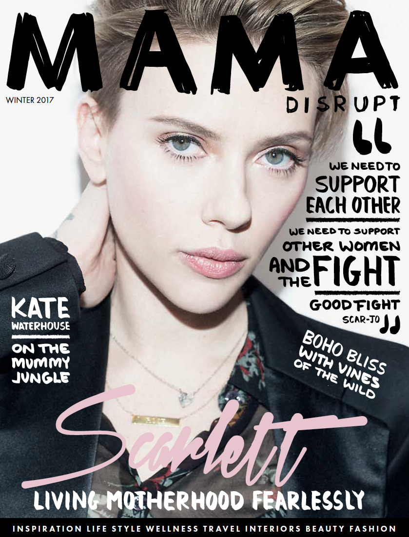 Mama Disrupt® Magazine Issue 3