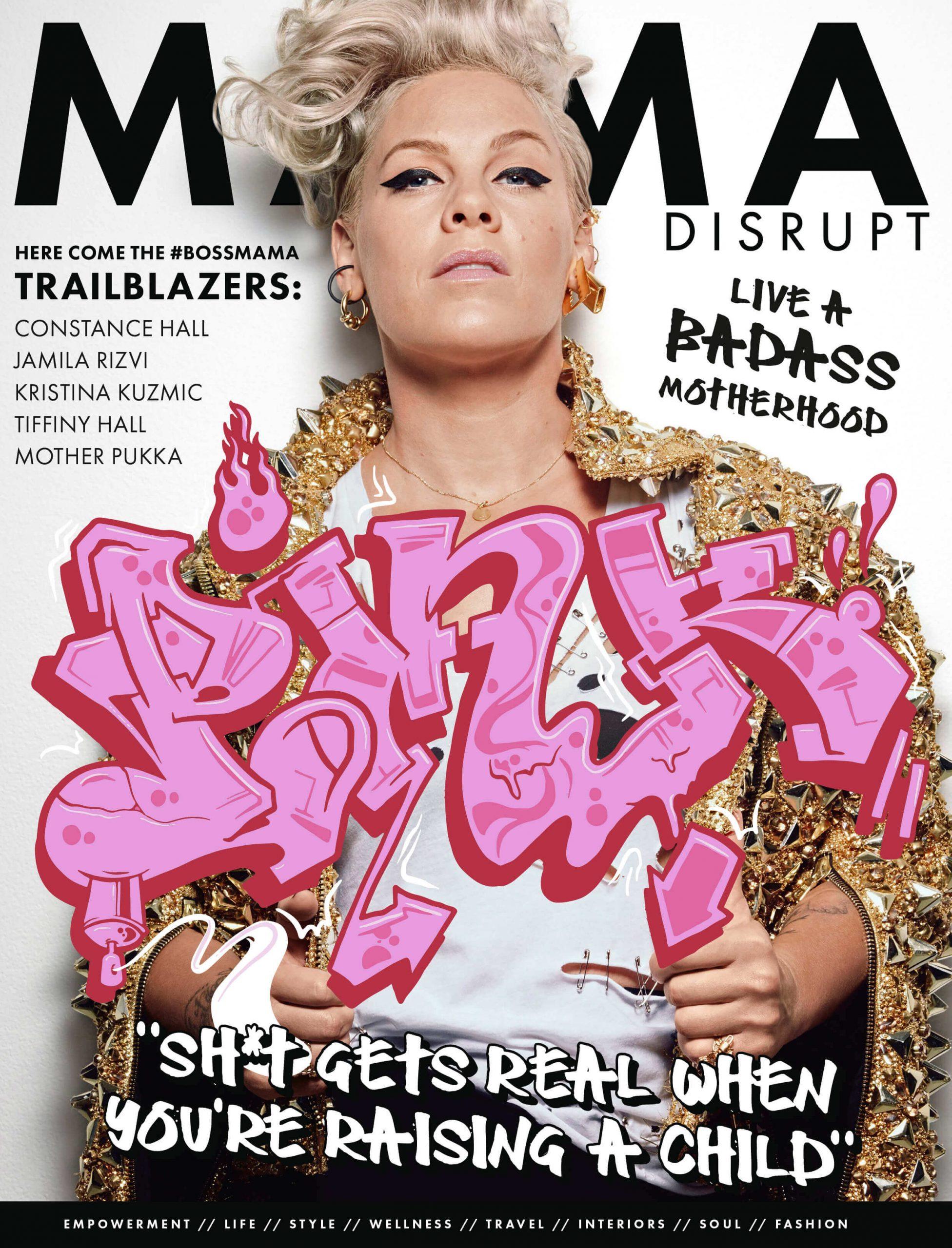 Mama Disrupt® Magazine Issue 8