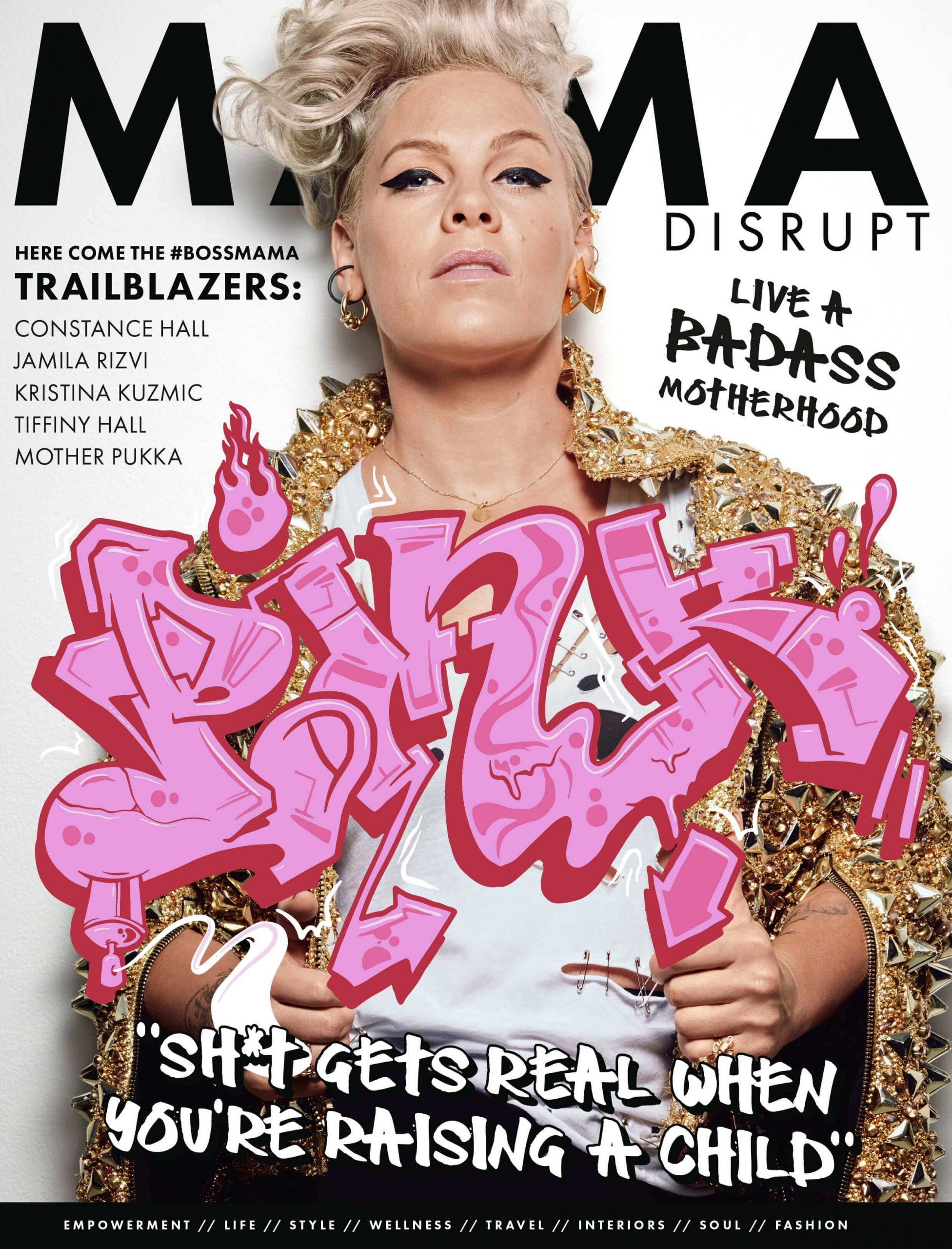 Mama Disrupt® Magazine Issue 8