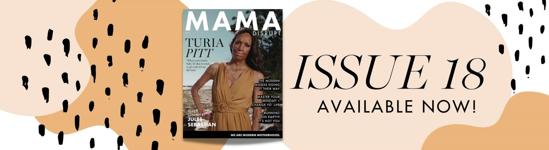 Mama Disrupt® Issue 18