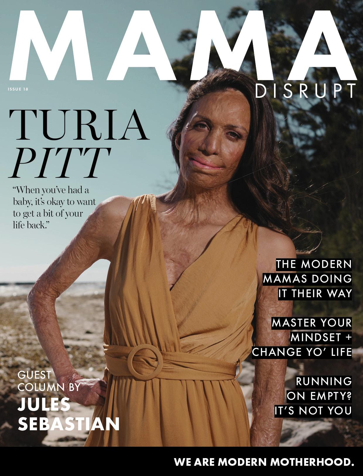 Mama Disrupt® Magazine Issue 18