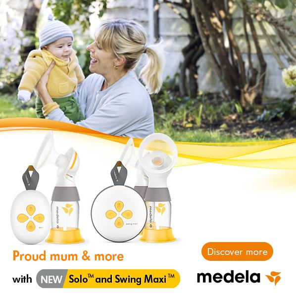 Medela Breast Pumps advert Mama Disrupt®
